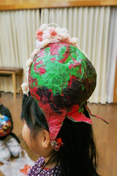 鬼のお面11(絵画教室・習い事)