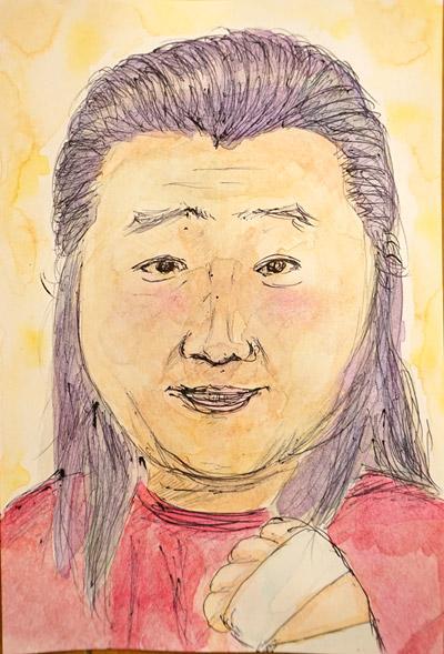 大人絵画作品3