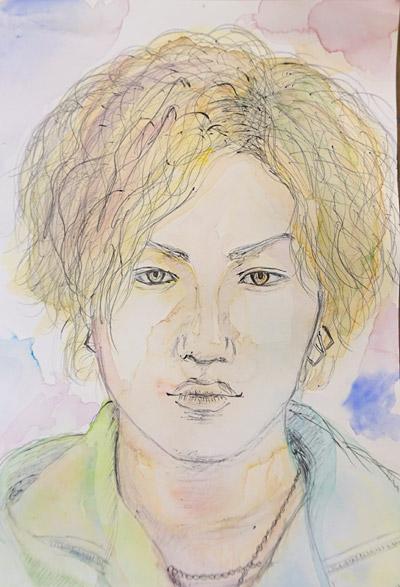 大人絵画作品10