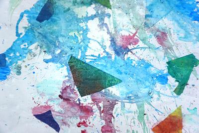 子供実験絵画6