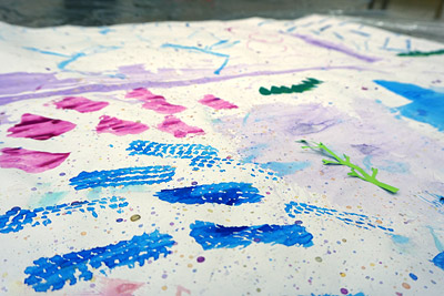 子供実験絵画11