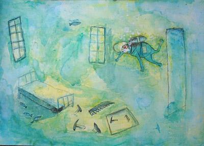 子供絵画作品4