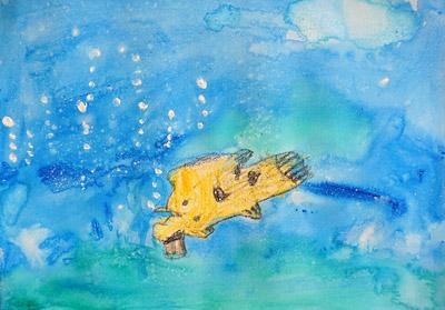 子供絵画作品7