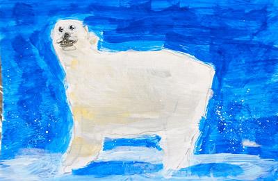 子供絵画作品8